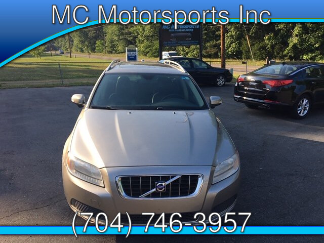 2008 Volvo V70 3.2 6-Speed Automatic
